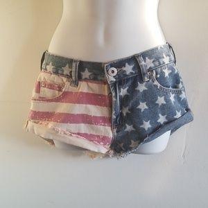 Slouchy Shorts size 1
